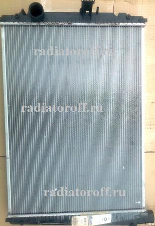 радиатор даф 65