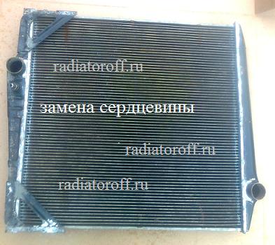 радиатор вольво fl 7