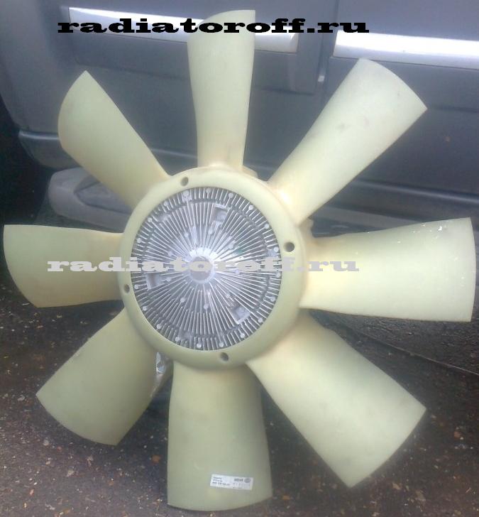 Муфта вентилятора системы охлаждения с крыльчаткой 750мм Scania P,G,R,T - series