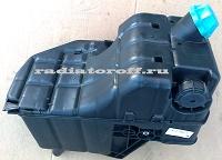 Бачок расширительный радиатора на грузовик MB Actros